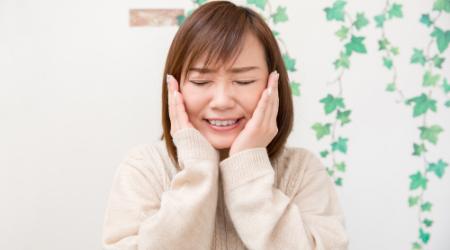 マウスピースで顎関節症の治療を
